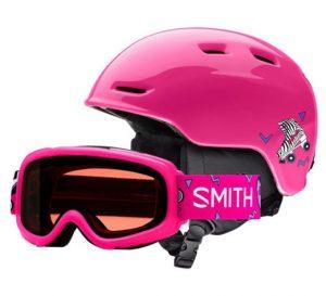 Otroška smučarska čelada Smith Zoom - za deklice